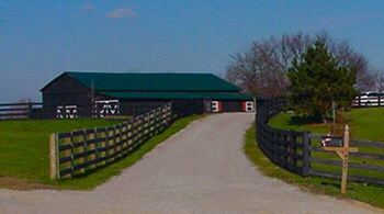 Foxwood Farm Alpaca Barn